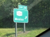 Exit sign on Interstate 81.  Where am I?