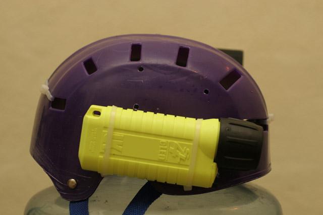 Sidemount Helmet Side SL4